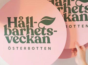 Hållbarhetsveckan i Österbotten pågår som bäst featured image